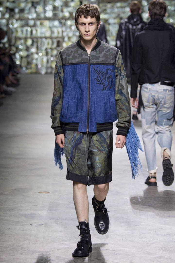 Dries Van Noten Menswear SS 2017 Paris (42)