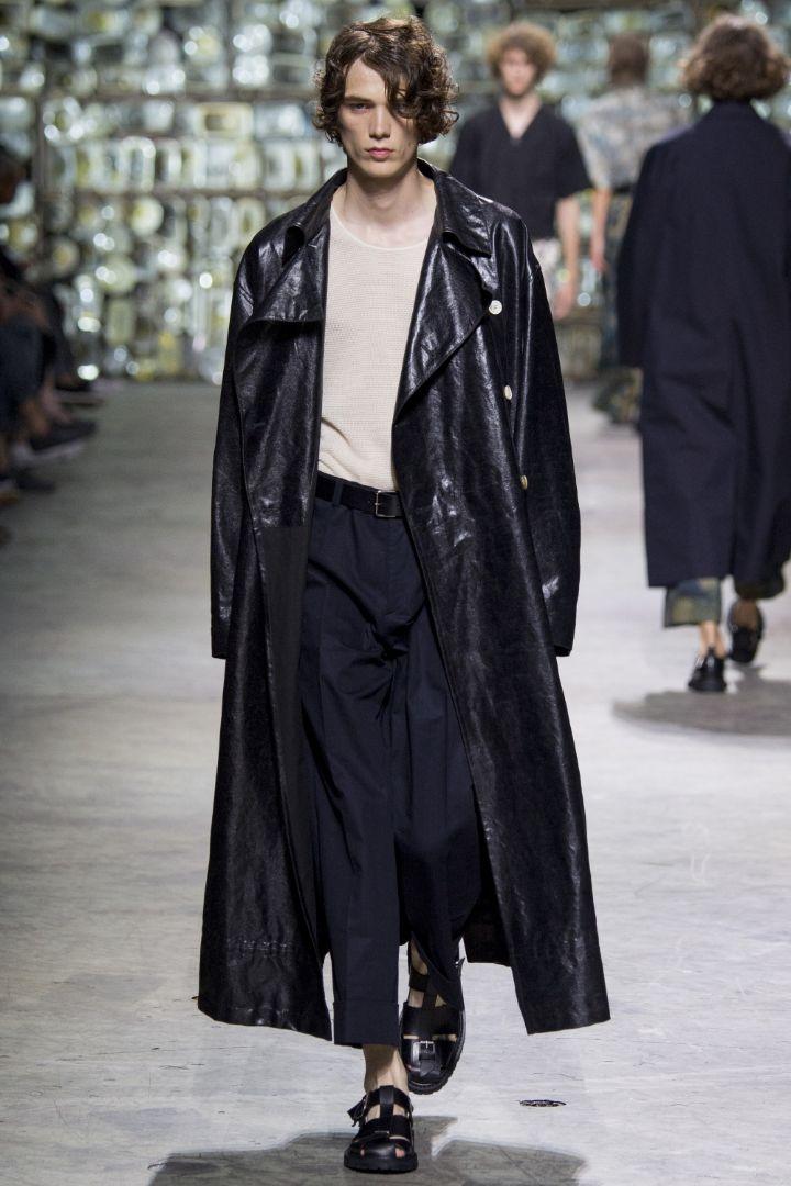 Dries Van Noten Menswear SS 2017 Paris (50)