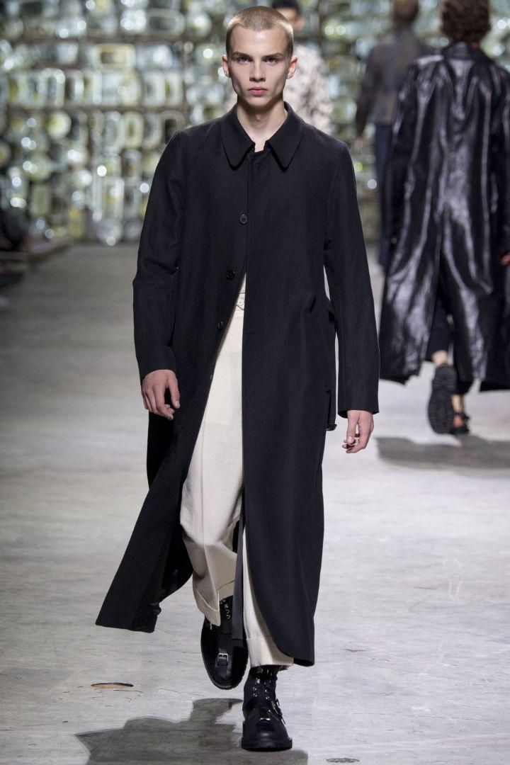 Dries Van Noten Menswear SS 2017 Paris (52)