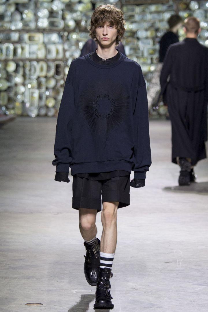 Dries Van Noten Menswear SS 2017 Paris (54)
