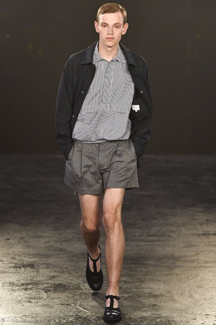 E. Tautz Menswear SS 2017 London (2)
