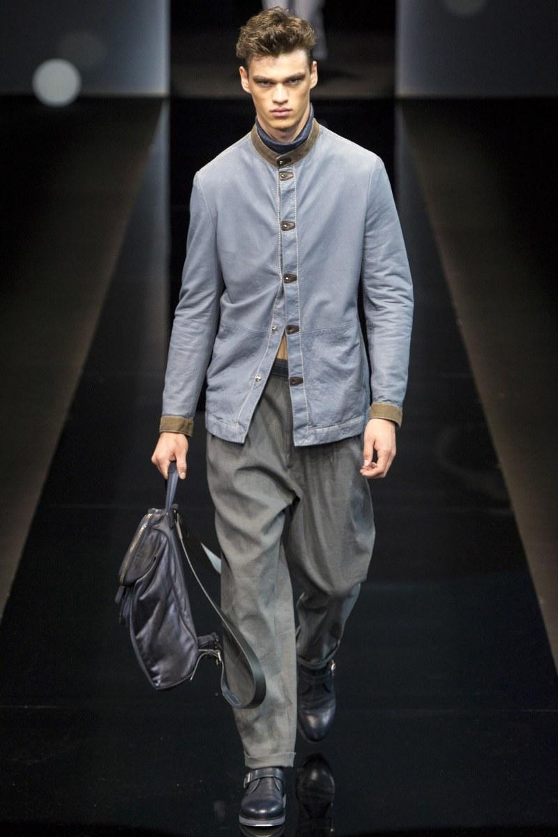 Giorgio Armani Menswear SS 2017 Milan (27)