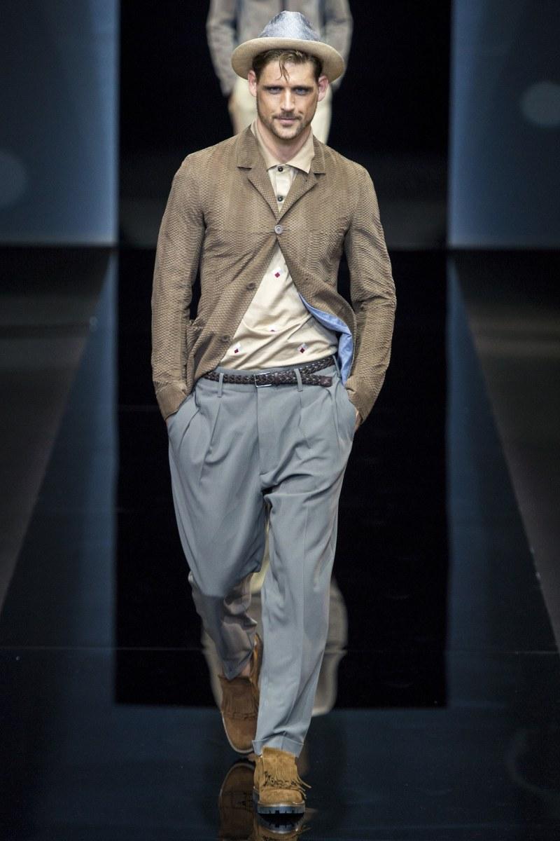 Giorgio Armani Menswear SS 2017 Milan (8)