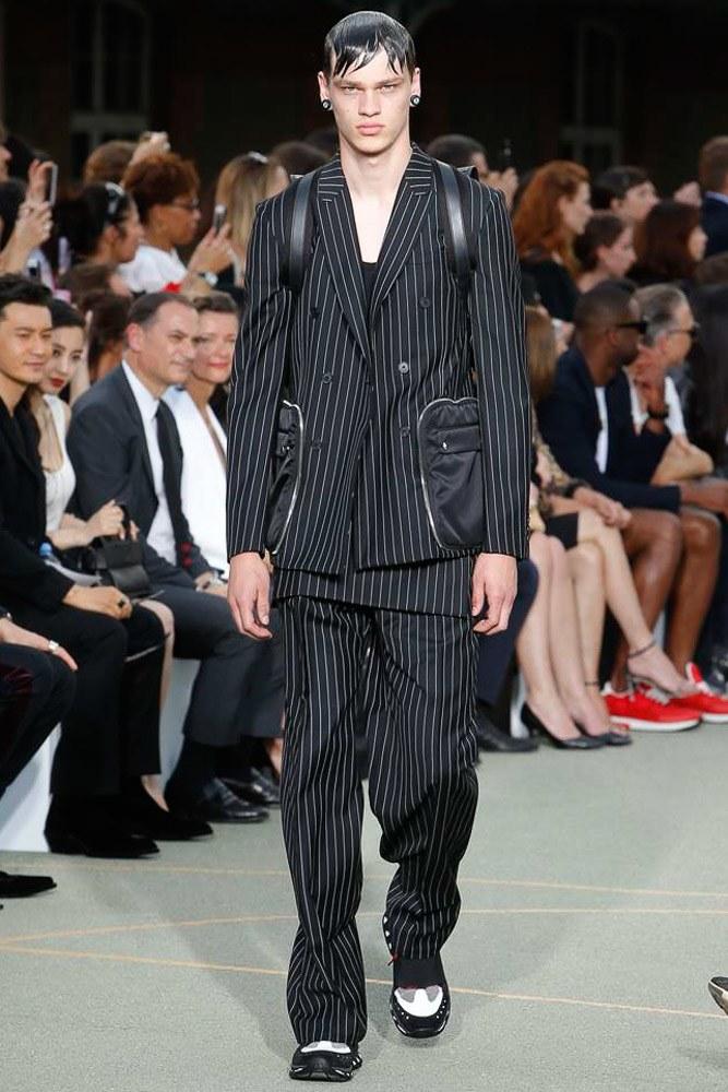 Givenchy Menswear SS 2017 Paris (10)