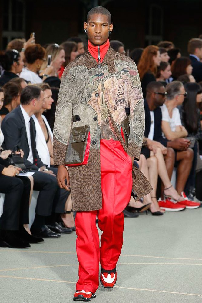 Givenchy Menswear SS 2017 Paris (30)
