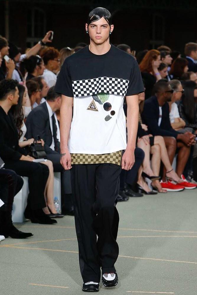 Givenchy Menswear SS 2017 Paris (42)