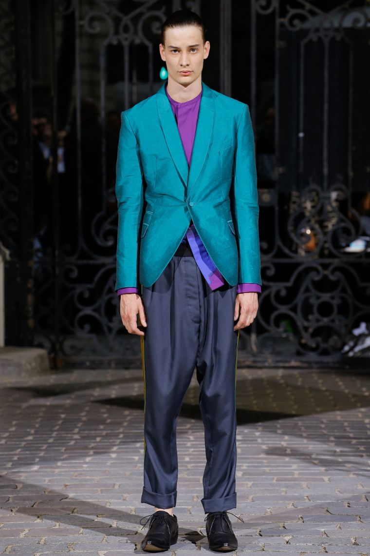 Haider Ackermann Menswear SS 2017 Paris (4)