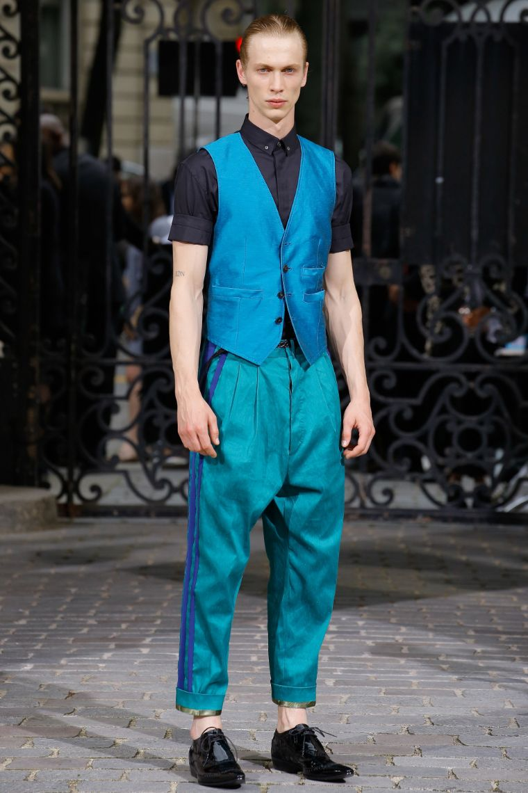 Haider Ackermann Menswear SS 2017 Paris (6)