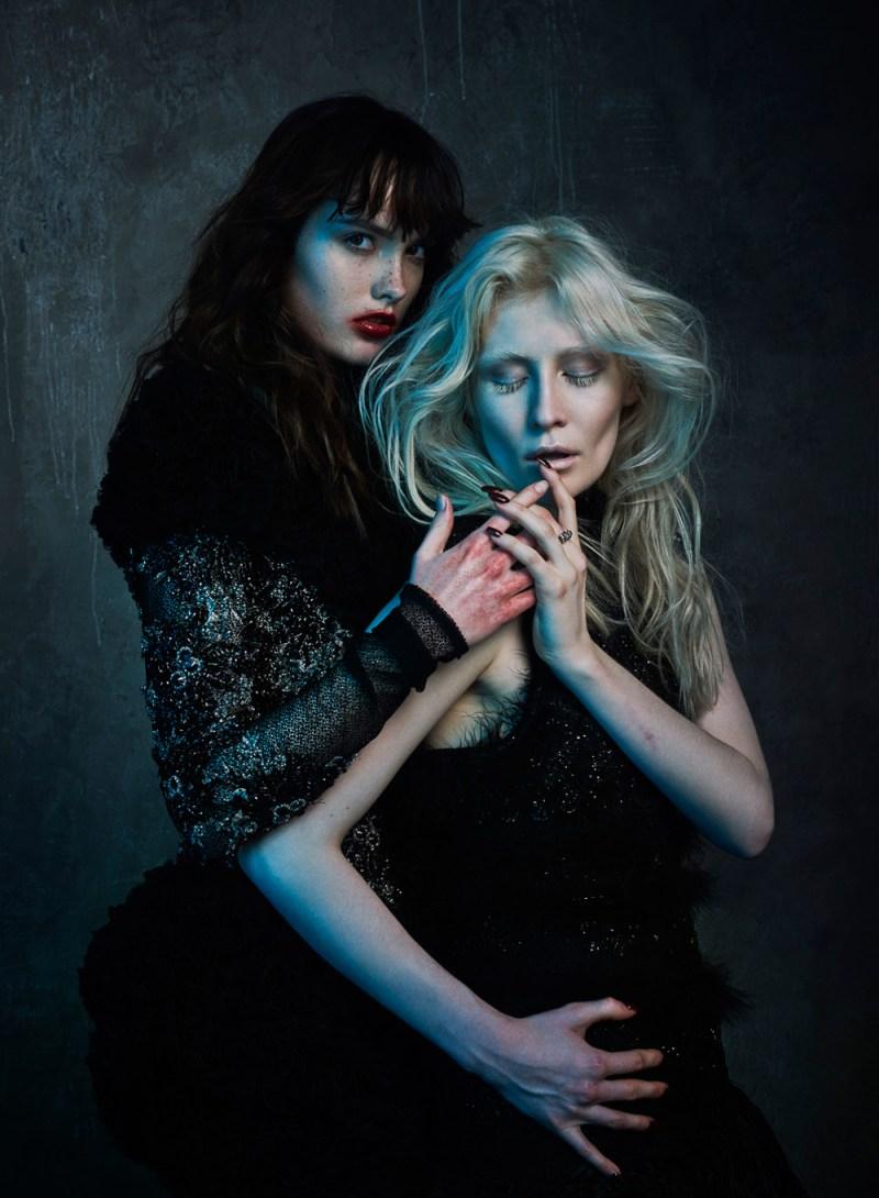 Ingrid and Bianca Rentzke by Nicolas Guerin (1)