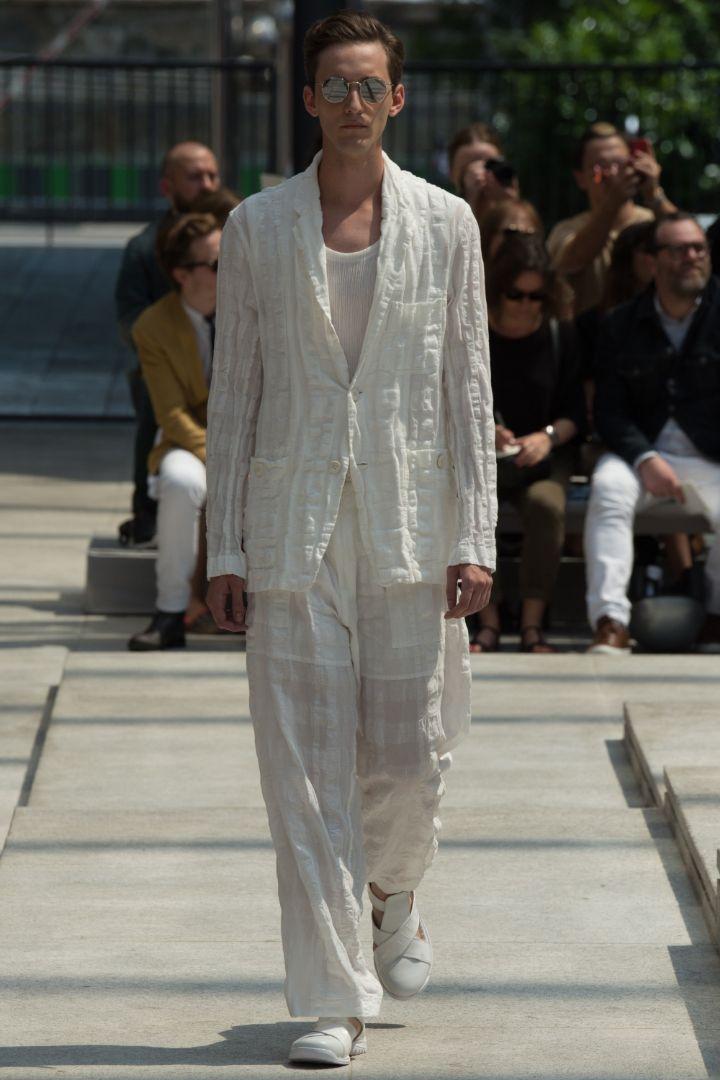 Issey Miyake Menswear SS 2017 Paris (1)