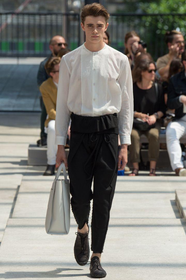 Issey Miyake Menswear SS 2017 Paris (15)