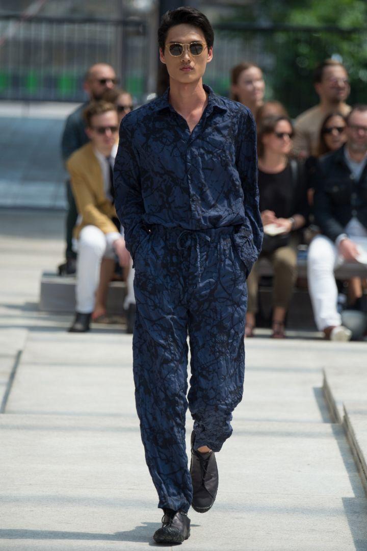 Issey Miyake Menswear SS 2017 Paris (20)