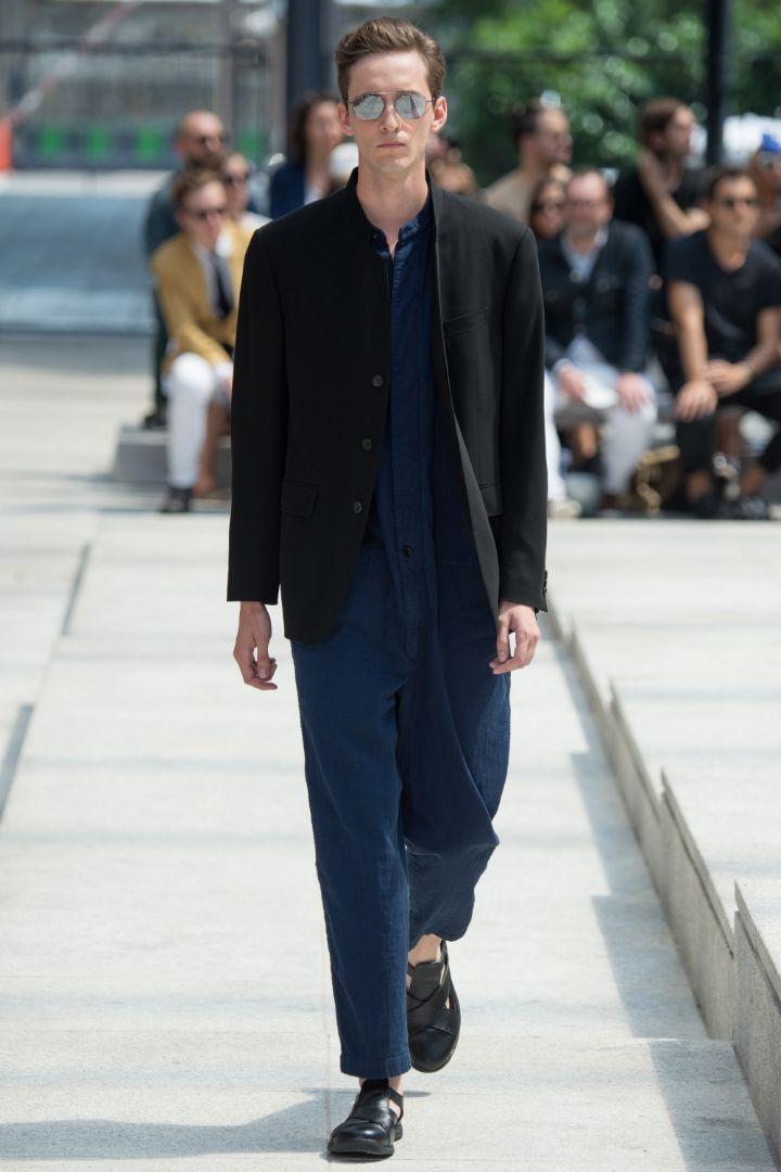Issey Miyake Menswear SS 2017 Paris (21)