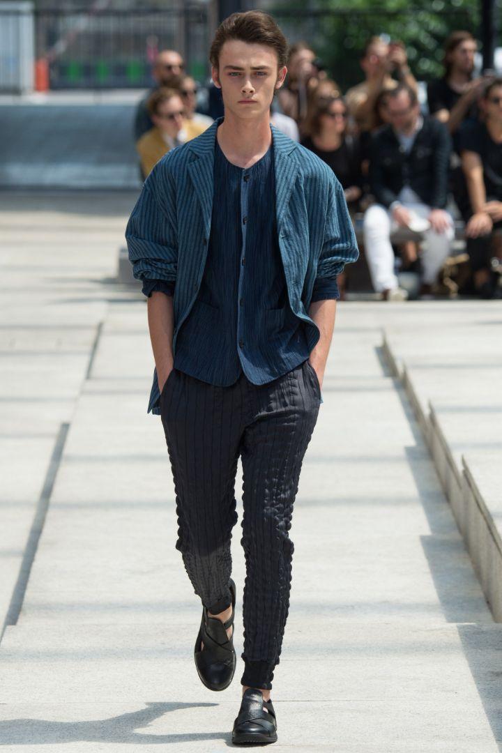 Issey Miyake Menswear SS 2017 Paris (22)