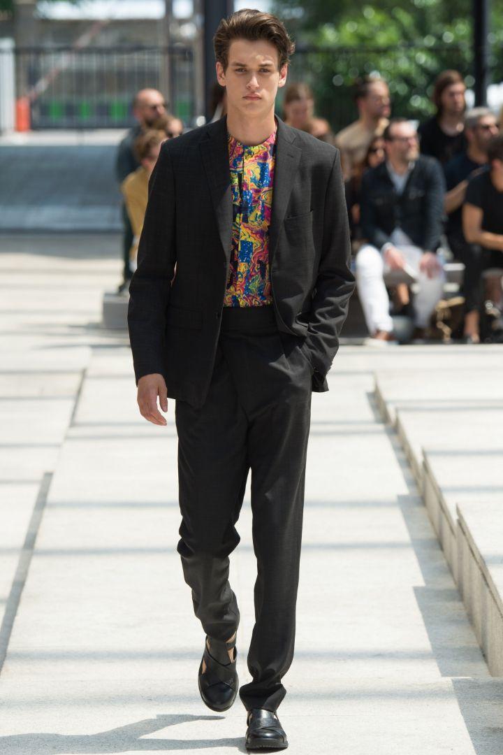 Issey Miyake Menswear SS 2017 Paris (32)