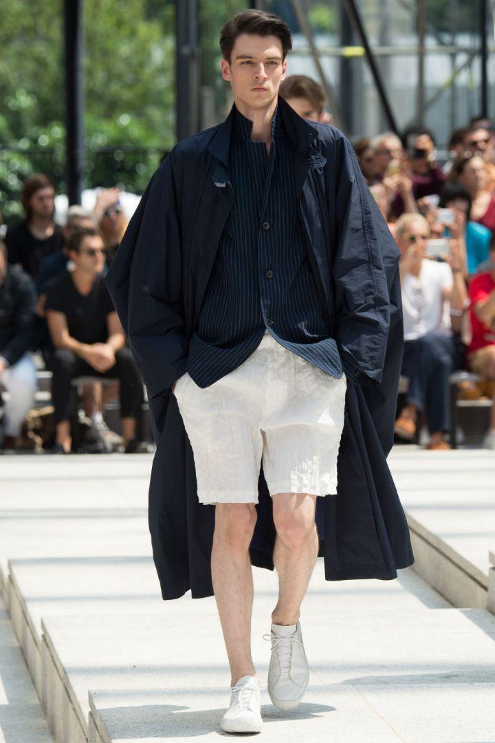 Issey Miyake Menswear SS 2017 Paris (39)