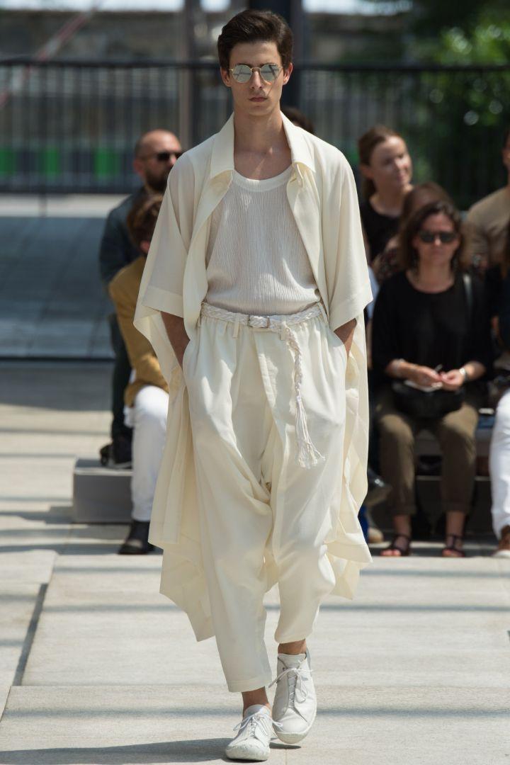 Issey Miyake Menswear SS 2017 Paris (9)