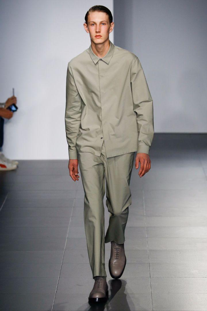Jil Sander Menswear SS 2016 Milan (2)