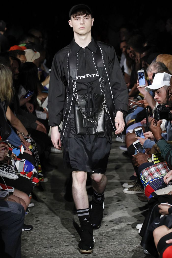 KTZ Menswear SS 2017 London (35)