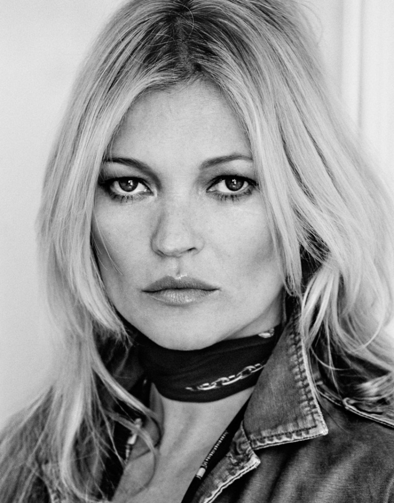 Kate Moss by Chris Colls (6)