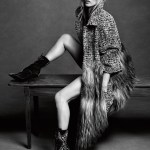 Kate Moss for Alberta Ferretti F/W 2017 Campaign