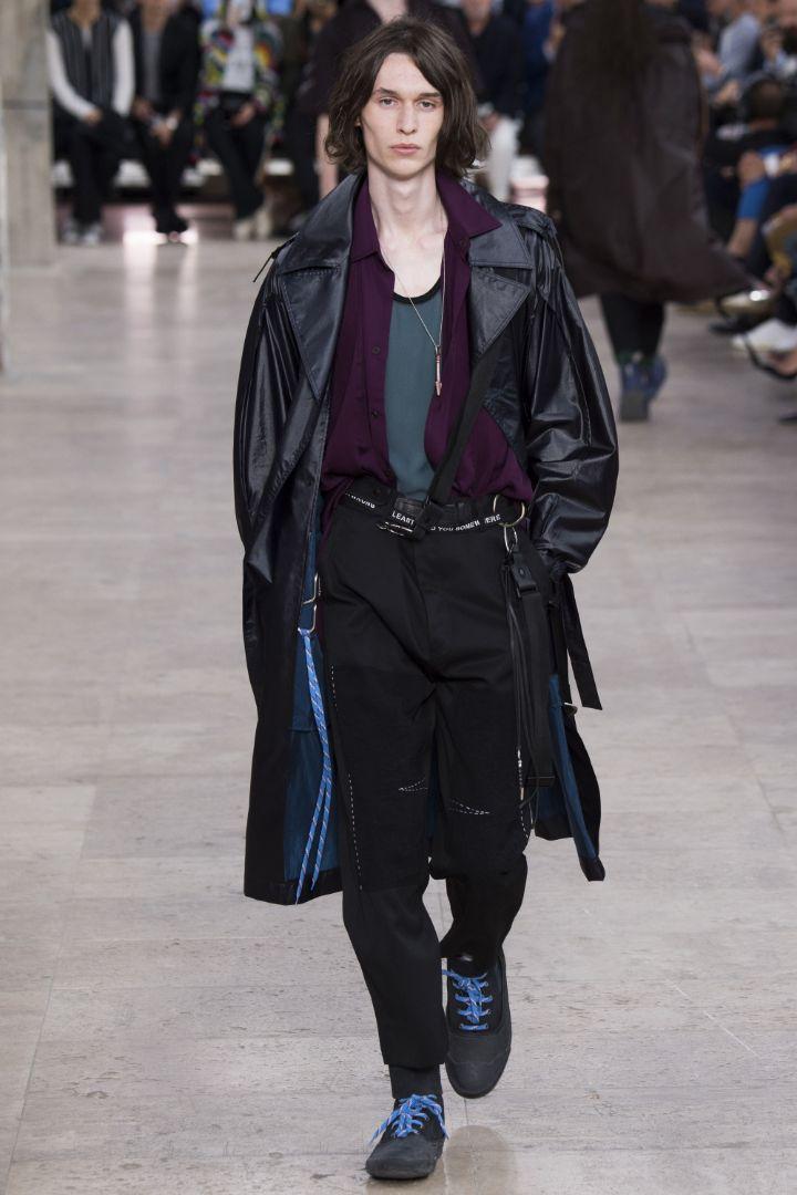Lanvin Menswear SS 2017 Paris (3)