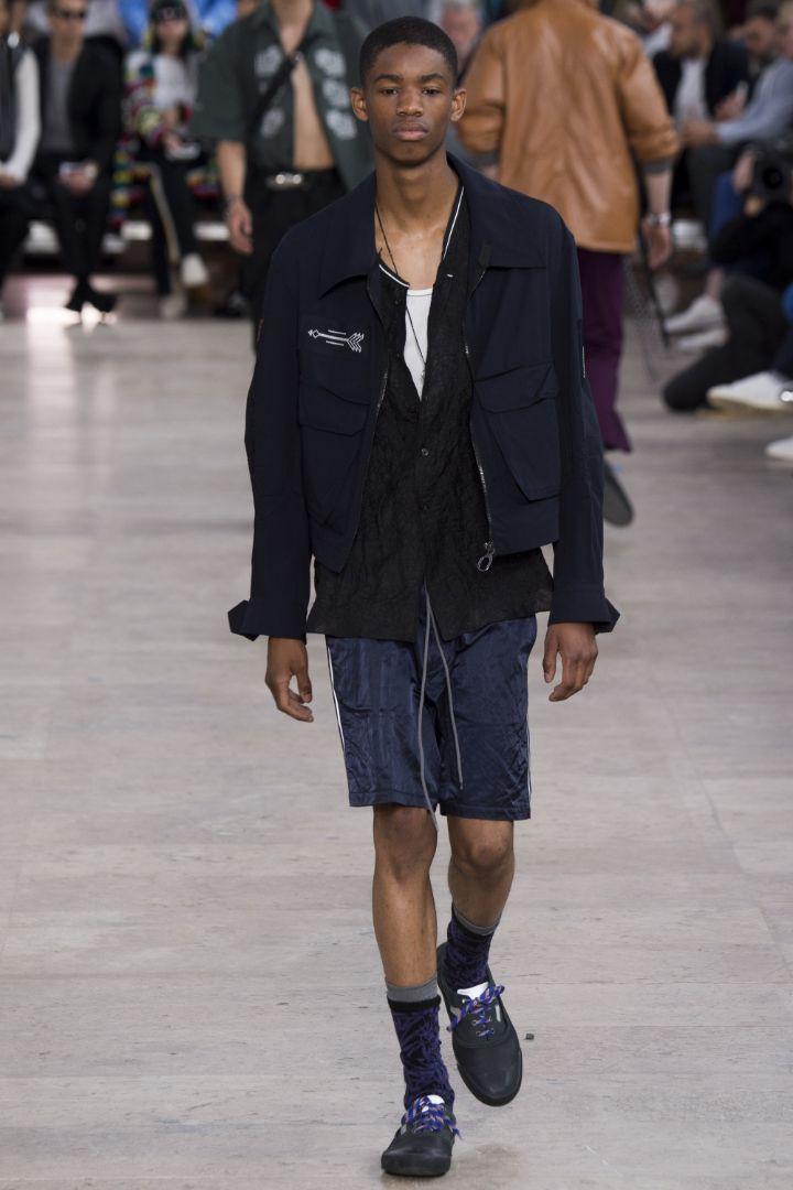 Lanvin Menswear SS 2017 Paris (40)