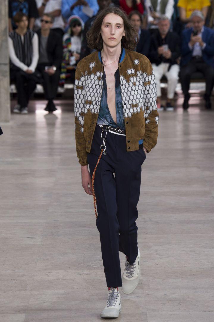 Lanvin Menswear SS 2017 Paris (42)