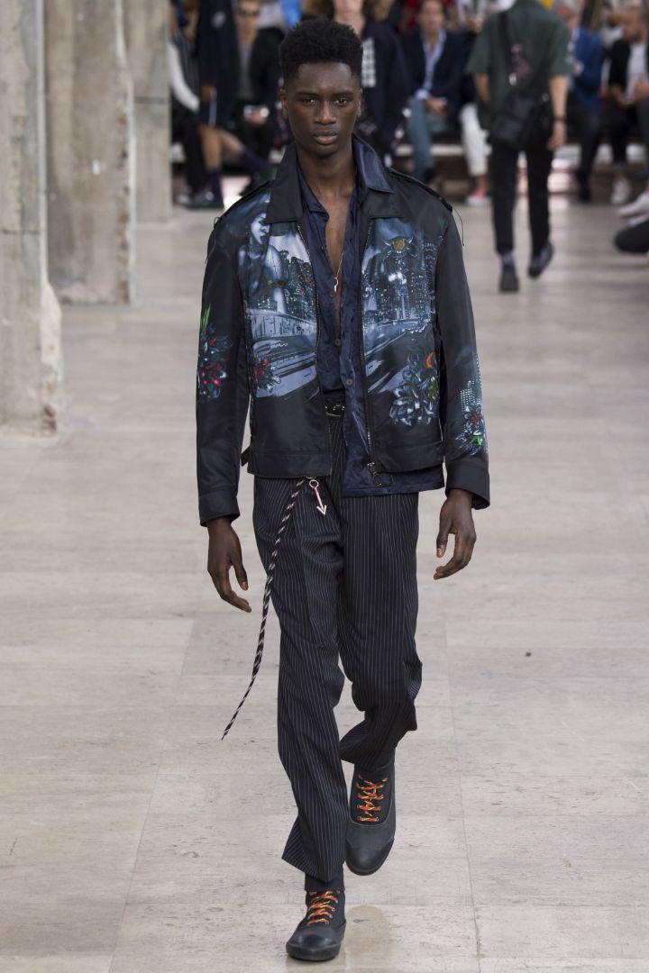 Lanvin Menswear SS 2017 Paris (43)