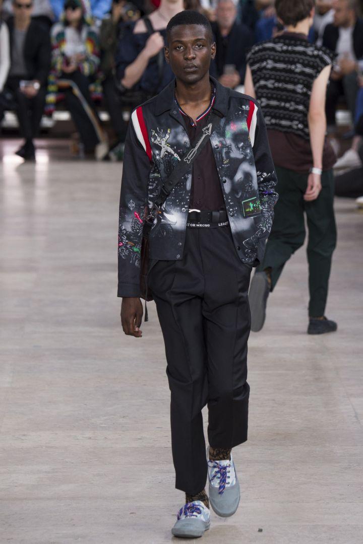 Lanvin Menswear SS 2017 Paris (47)