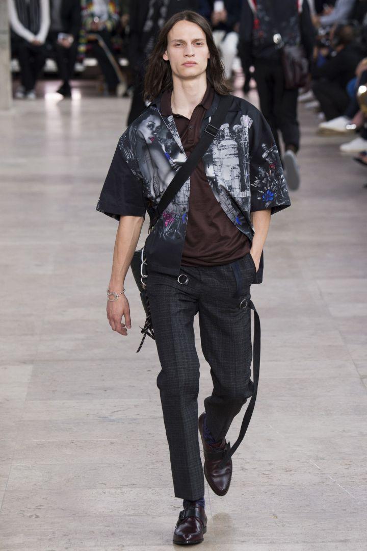 Lanvin Menswear SS 2017 Paris (49)