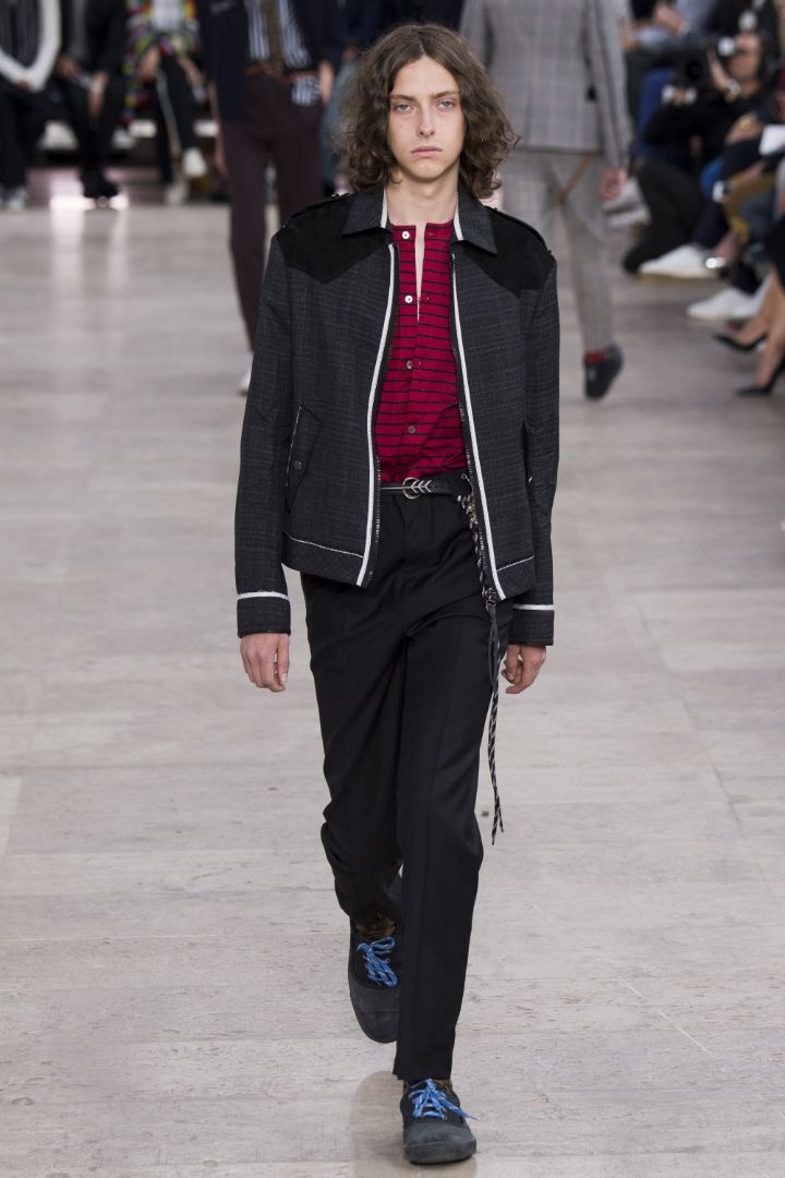 Lanvin Menswear SS 2017 Paris (8)