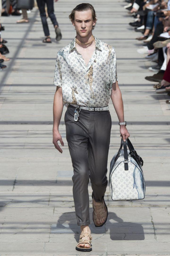 Louis Vuitton Menswear SS 2017 Paris (12)