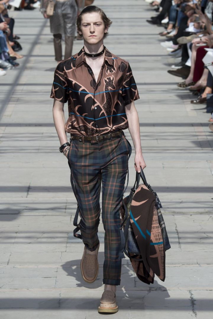 Louis Vuitton Menswear SS 2017 Paris (17)