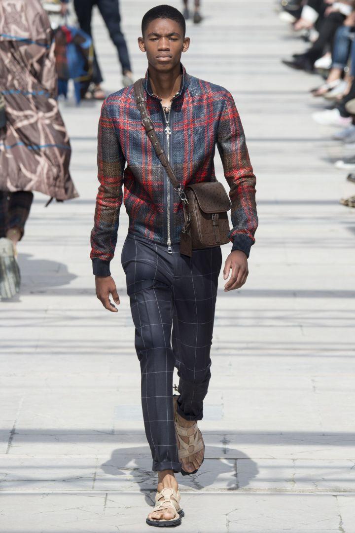 Louis Vuitton Menswear SS 2017 Paris (21)