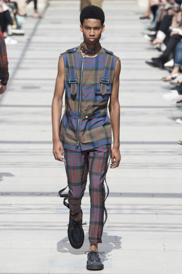 Louis Vuitton Menswear SS 2017 Paris (24)