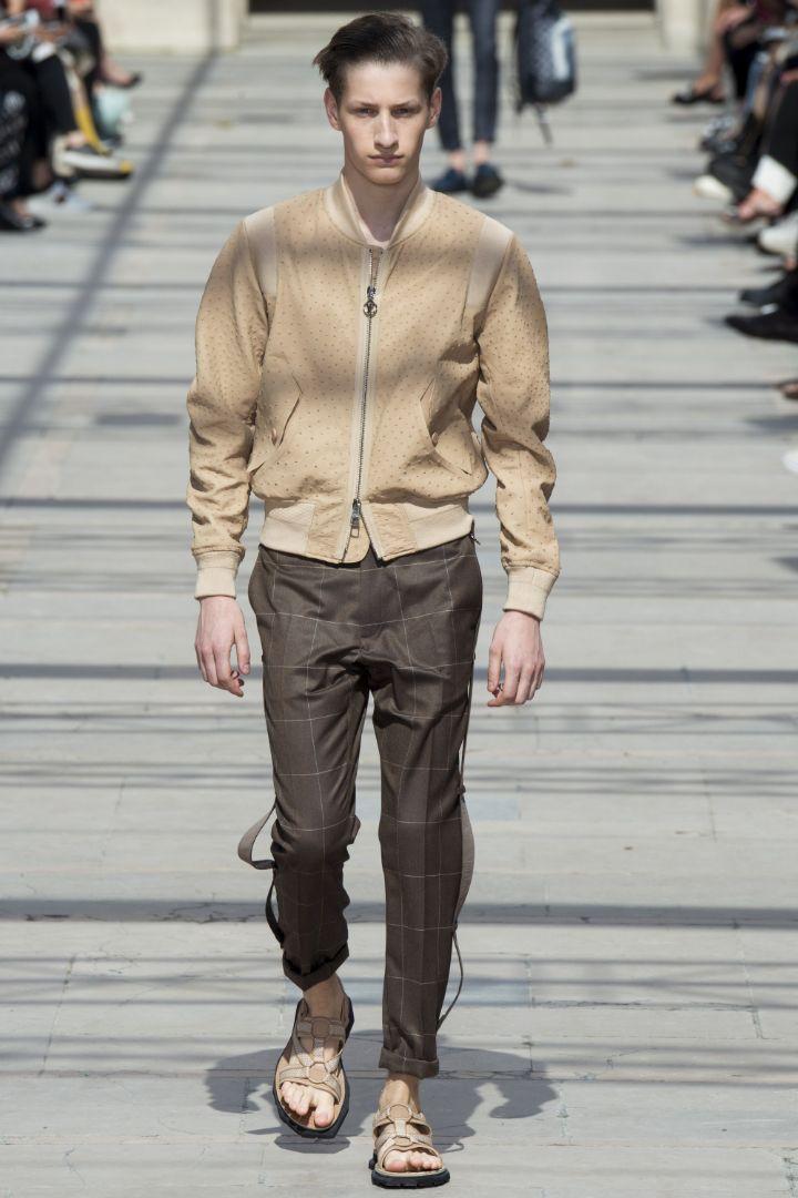 Louis Vuitton Menswear SS 2017 Paris (3)