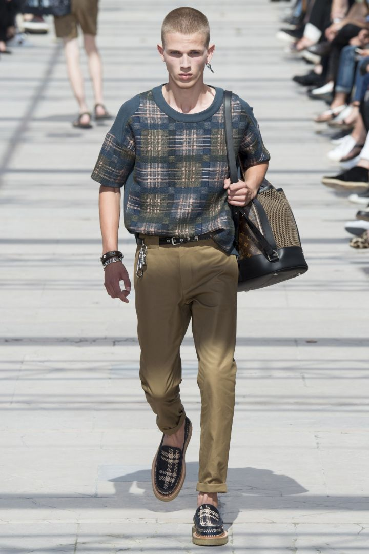 Louis Vuitton Menswear SS 2017 Paris (31)