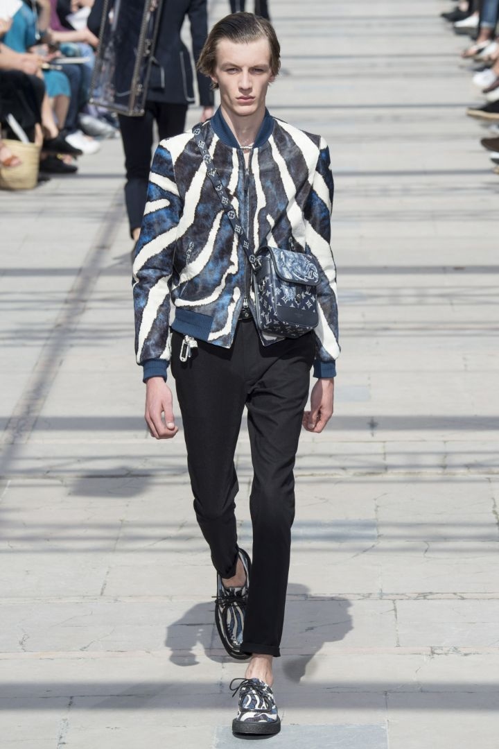 Louis Vuitton Menswear SS 2017 Paris (38)