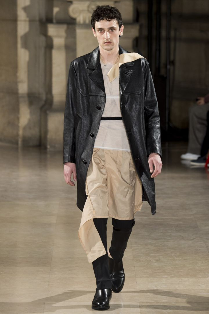 Maison Margiela Menswear SS 2017 Paris (30)