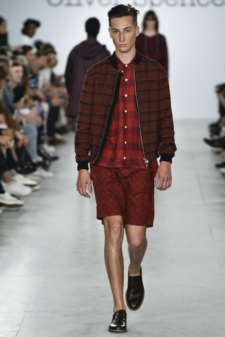Oliver Spencer Menswear SS 2017 London (12)