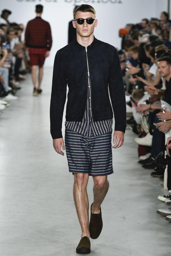 Oliver Spencer Menswear SS 2017 London (14)