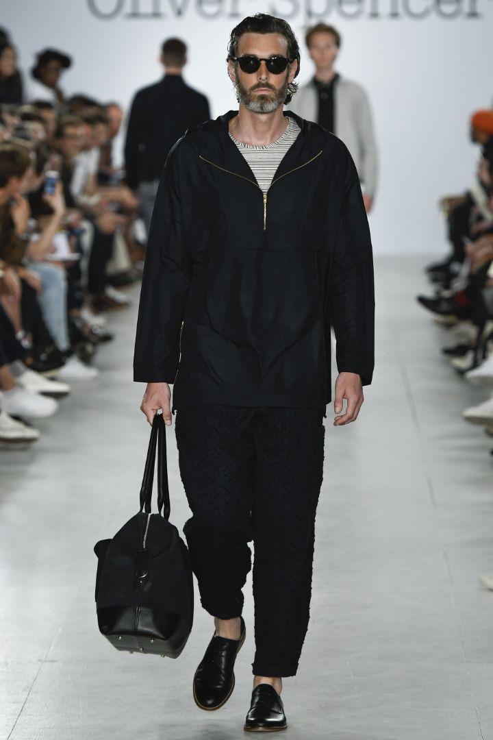 Oliver Spencer Menswear SS 2017 London (16)
