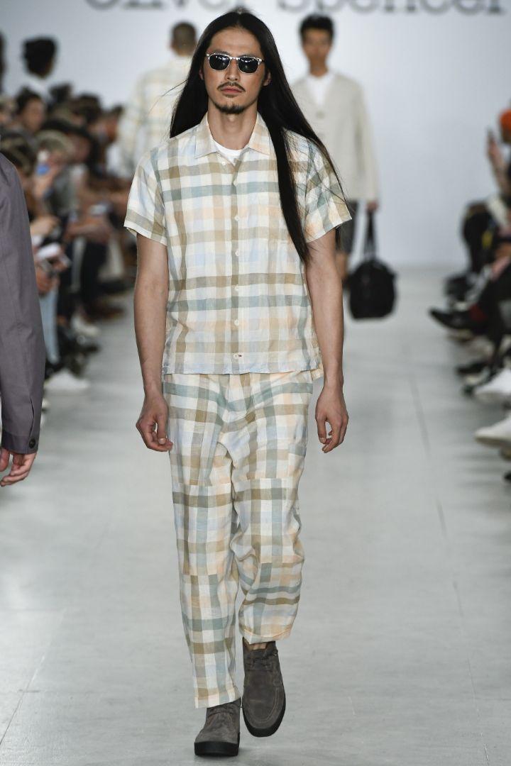 Oliver Spencer Menswear SS 2017 London (23)