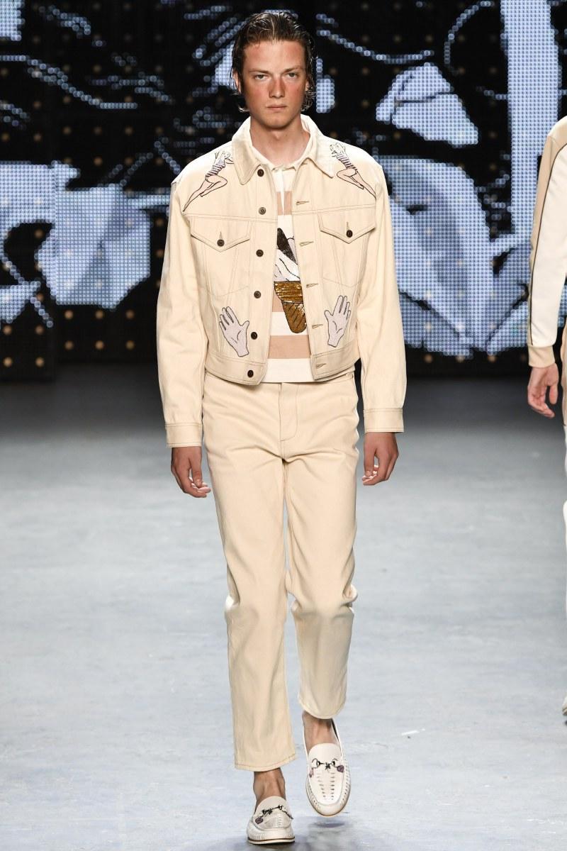 Topman Design Menswear SS 2017 London (13)