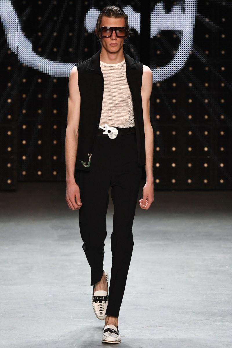Topman Design Menswear SS 2017 London (36)