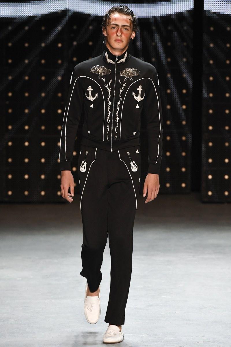Topman Design Menswear SS 2017 London (44)