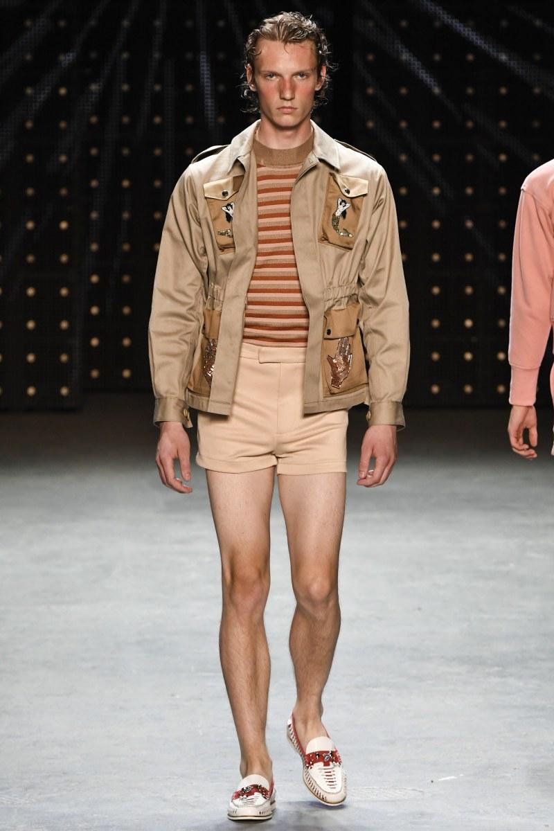 Topman Design Menswear SS 2017 London (9)
