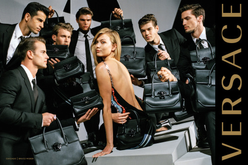 Versace FW 2017 Campaign by Bruce Weber (1)