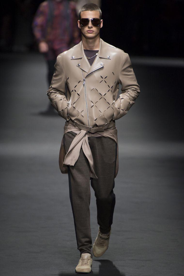 Versace Menswear SS 2017 Milan (10)
